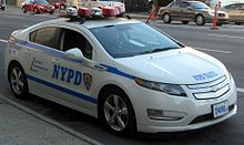 NYPD Traffic Enforcer
