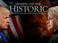 52 Hour TV coverage of Election by TV Infowars