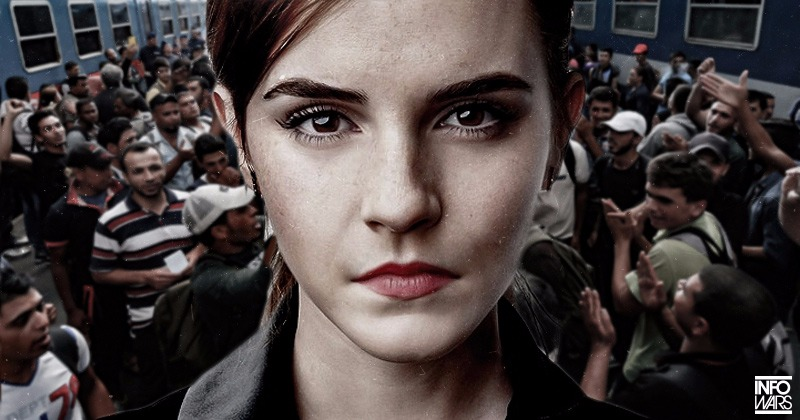 Emma Watson who does not understand Islam.