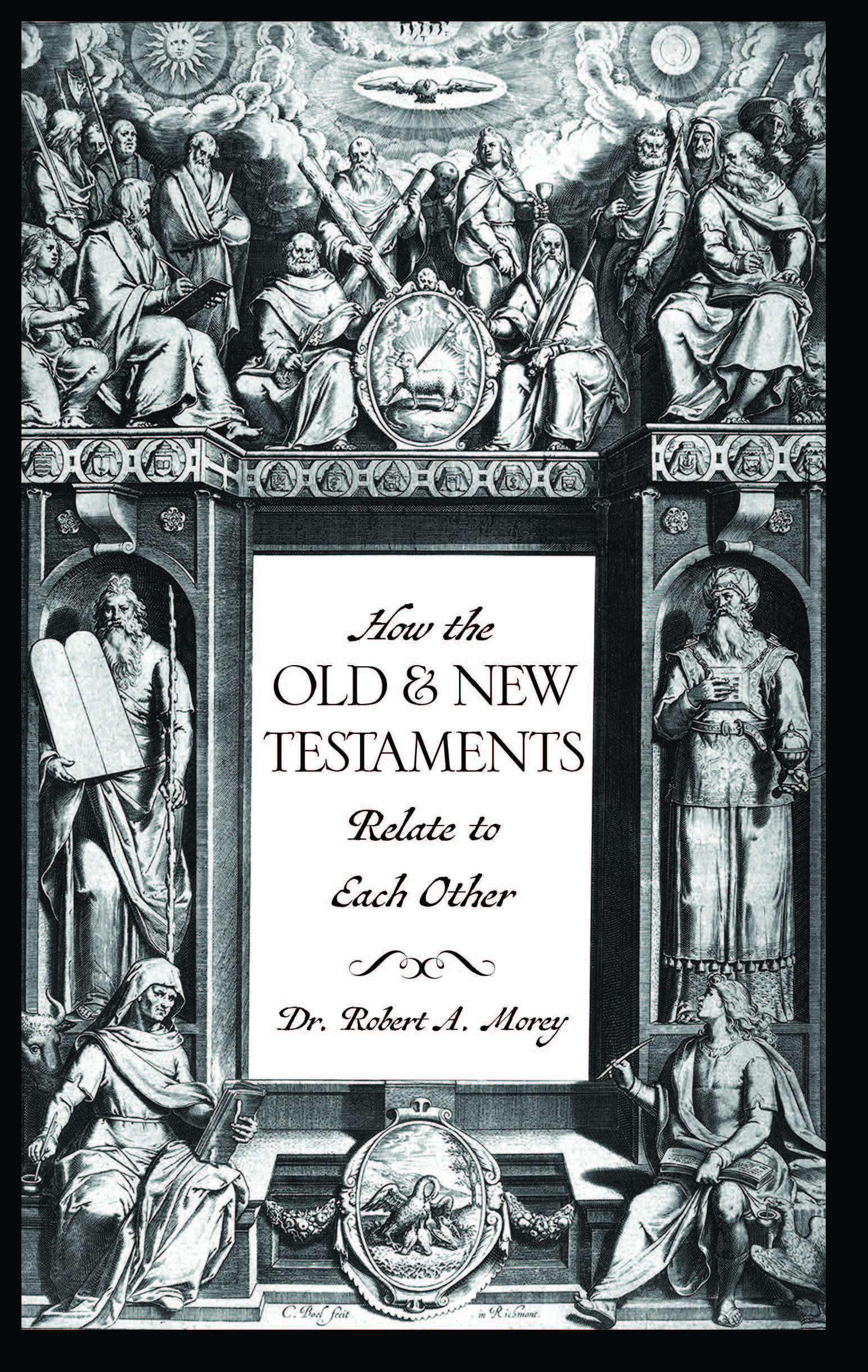How the Old and New Testament Relate to Each Other