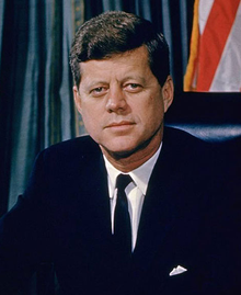 President John F. Kennedy who believed in the 2nd Amendment