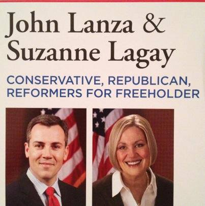 John Lanza and Suzanne Lagay win GOP Freeholder Race for Hunterdon County, NJ
