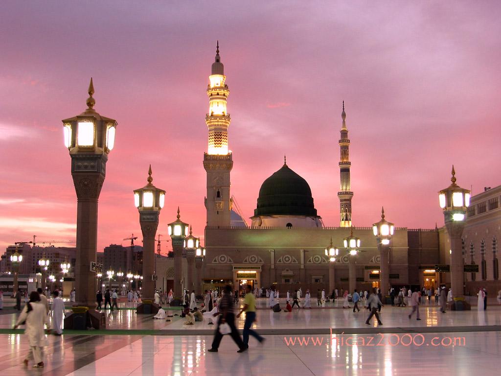 Medina Saudia Arabia