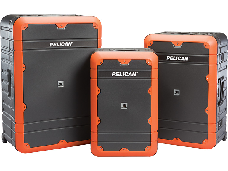 Pelican Luggage and Backpacks