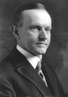 President Calvin Coolidge (30th President of the United States)