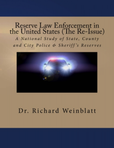 Reserve Law Enforcement in the US
