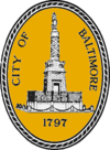 Seal of Baltimore Maryland