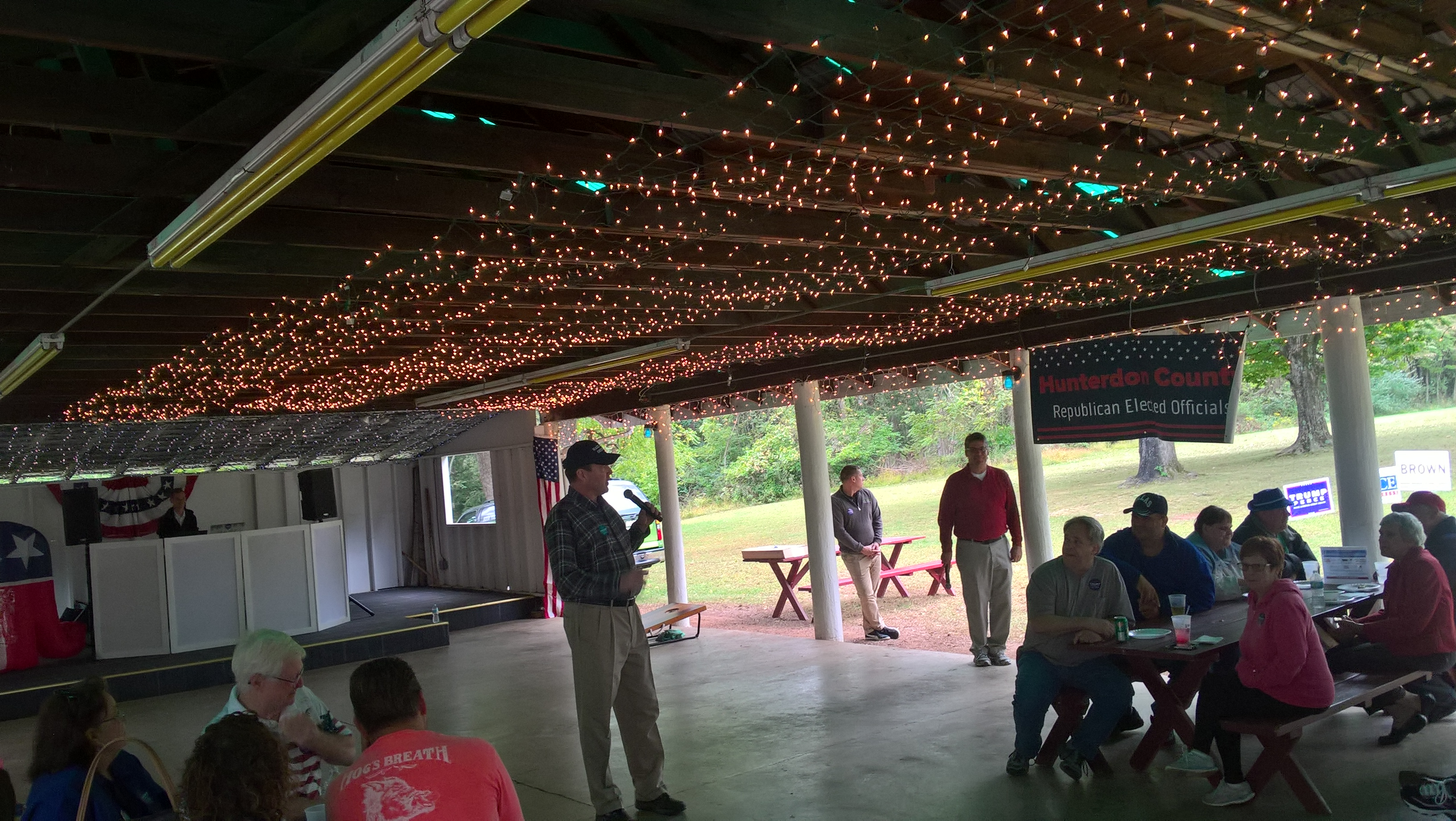 Senator Mike Doherty 23rd District Nj Told The Aunce At A Hunterdon County Republican Committee Hcrc Annual Family Picnic 10 02 16