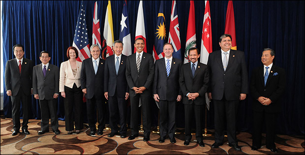 Trans-Pacific Partnership (TPP) and Transatlantic Trade and Investment Partnership (TTIP)