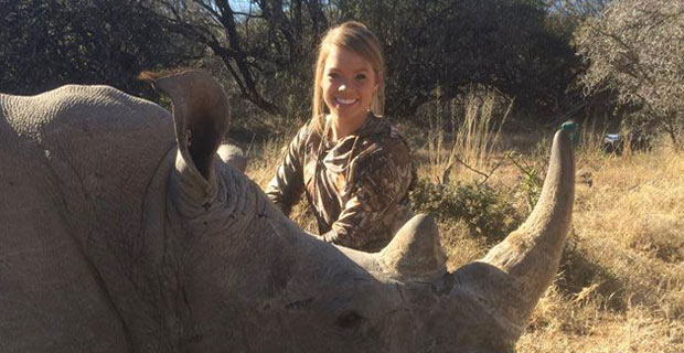 Texas Tech 19 year old gets death threats over big game hunting