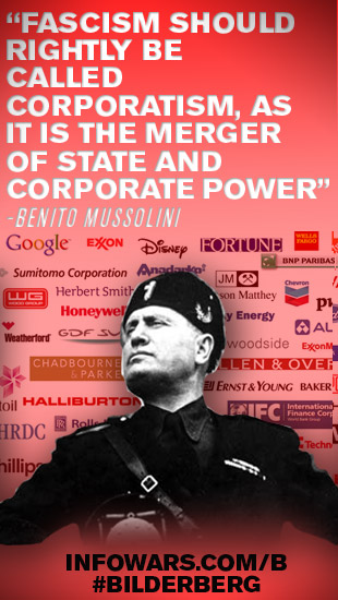 Mussolini states Fascism is Corporatism