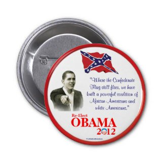 Obama and the Confederate Flag