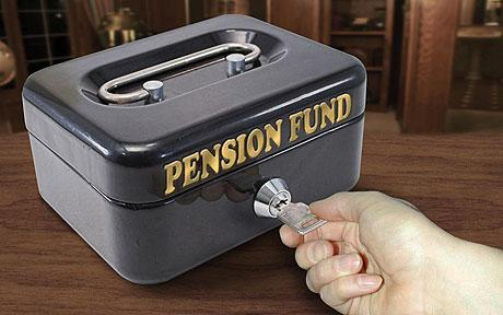 Pension Lock Box