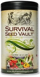 Non-hybrid survival seeds
